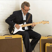 Eric Clapton and the EC Amp Series (Photography by George Chin)