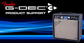 G-DEC® 3 Amplifier Support