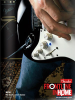 2007 Fender Frontline InHome Brochure