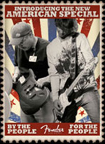 2010 Fender American Special Series Brochure