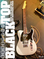 2010 Fender Blacktop&trade; Series Brochure