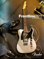 2011 Fender Frontline InStore Price List