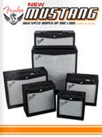 2011 Fender Mustang™ Amps Brochure