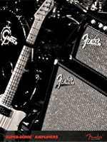 2011 Fender Super-Sonic Amps Brochure