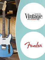 2012 Fender&reg; American Vintage Series Brochure