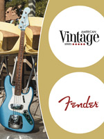 2013 Fender&reg; American Vintage Series Brochure