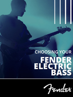 Choosing Your Fender Electric Bass