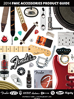 2014 Fender® Accessories Pricelist
